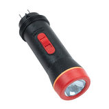 Rechargeable flashlight Stock Photos