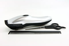 Rechargeable hair clipper Stock Photography