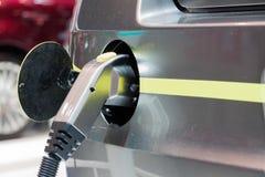 Recharging car Stock Images