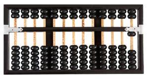 Rechenmaschine, die ein zeigt Stockfotografie