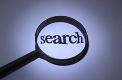 recherche Photographie stock libre de droits