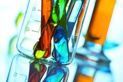 Recherche chimique Photographie stock libre de droits