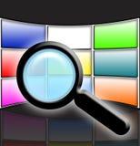 Recherche de couleur Photos libres de droits