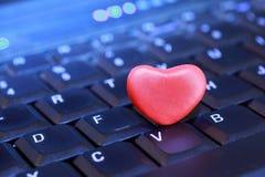 Recherche de l'amour Photos stock