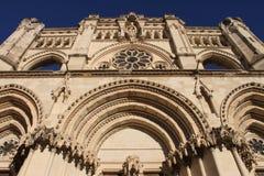Recherche de la cathédrale Image stock
