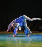 Recherche de la danse d'avenir-campus Photos libres de droits