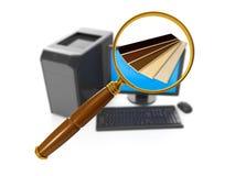 Recherche et achat des matériaux de construction o Photographie stock