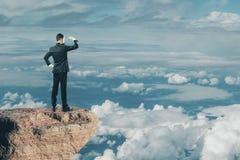 Recherche et concept de profession photographie stock