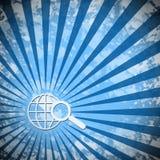 Recherche globale Images libres de droits