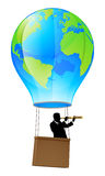 Recherche l'opportunité commerciale Photographie stock libre de droits