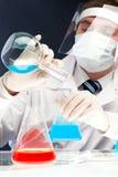 Recherche médicale images libres de droits
