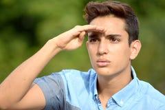 Recherche masculine colombienne jeune images libres de droits