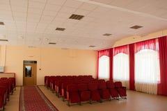 RECHITSA, BELARUS - June 3, 2015: Rechitsa boarding school for children with disabilities, street Krasikov 40, Stock Photography