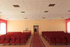 RECHITSA BIAŁORUŚ, Czerwiec, - 3, 2015: Rechitsa szkoła z internatem dla dzieci z kalectwami, uliczny Krasikov 40, Obraz Royalty Free