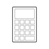 Rechner Lizenzfreies Stockbild