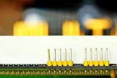 Rechnerschaltungsbretter Stockbilder
