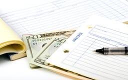 Rechnung Lizenzfreie Stockbilder