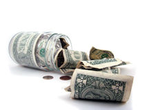 Rechnungen Lizenzfreie Stockbilder