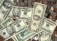 Rechnungen und Änderung Stockbild