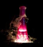 Recht im rosa Liebes-Trank Stockfotografie
