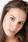 Recht junge Frau Stockfotos