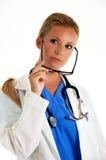 Junge-Krankenschwester Stockfoto