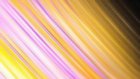 Rechte gekleurde strepen Royalty-vrije Stock Foto's