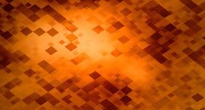 Rechthoek abstracte achtergrond Stock Foto