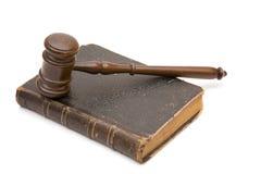 Rechtsauffassung Lizenzfreies Stockfoto
