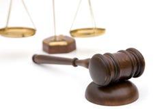 Rechtsauffassung Lizenzfreies Stockbild