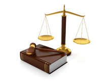 Rechtshilfe Lizenzfreie Stockfotos