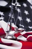 Rechtvaardigheid Stock Afbeelding
