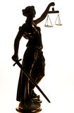 Rechtvaardigheid Stock Foto's
