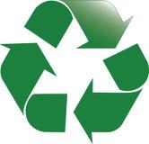 Recicl Fotografia de Stock