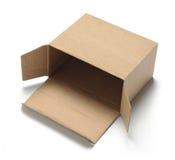 Recicl a caixa Imagem de Stock Royalty Free