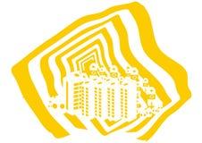 Recicl da cidade Imagens de Stock Royalty Free