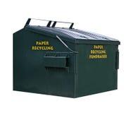 Recicl de papel Fotos de Stock Royalty Free