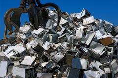 Recicl dispositivos Imagens de Stock