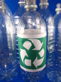 Recicl frascos Fotografia de Stock Royalty Free
