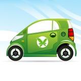 Recicl o carro ilustração royalty free