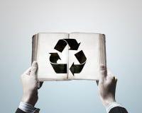 Recicl o conceito Fotografia de Stock