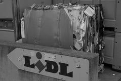 Recicl o desperdício Foto de Stock