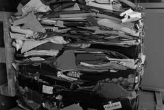 Recicl o desperdício Fotos de Stock
