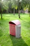 Recicl o escaninho Fotografia de Stock