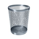 Recicl o escaninho vazio Fotografia de Stock