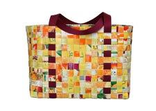 Recicl o saco Imagem de Stock Royalty Free