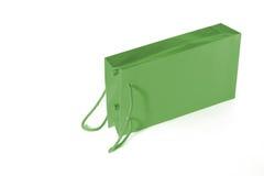 Recicl o saco de papel Fotografia de Stock Royalty Free