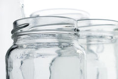Reciclable glass Royalty Free Stock Images