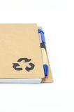 Reciclagem do livro Fotos de Stock Royalty Free