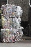 Reciclagem do metal Foto de Stock Royalty Free